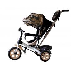 Детский велосипед «Лучик Виват» EVA колеса хаки