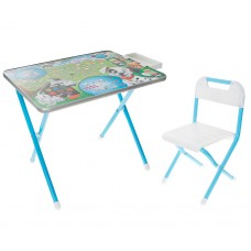 Набор мебели №1 Далматинцы голубой