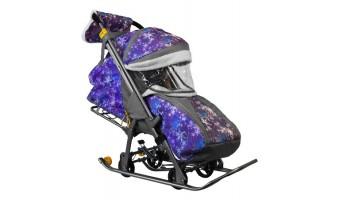 Санки-коляски Галактика