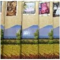 Картина по номерам с красками в ассортименте