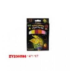 Пластилин 12 цветов 1164 1086397