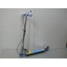 Самокат двухколесный ал/кол 95мм PVC CMS004Н