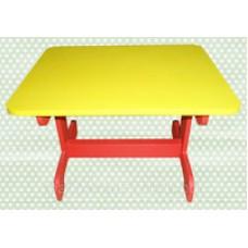 Стол для кукол деревянный 28х35х22 см арт. ИО-104