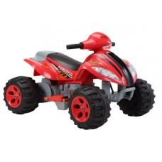Квадроцикл аккум красный 86077