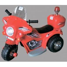 Мотоцикл на аккум красный TR991R