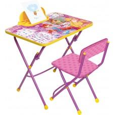 Комплект детской мебели «Винкс. Азбука» (арт. В3А)
