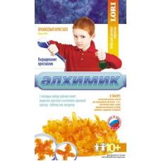 Выращивание кристаллов Оранжевый кристалл Вкр-006