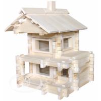 Конструктор деревянный Разборный домик (арт. С168)