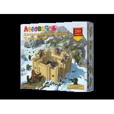 Деревянный конструктор «Крепость» №1 (арт. les017)
