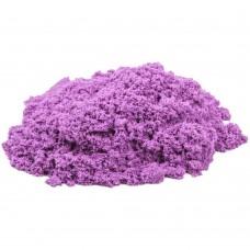 Космический песок сиреневый (арт. КПС) вес 0.5, 1, 2, 3 кг
