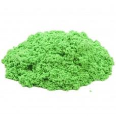 Космический песок зеленый (арт. КПЗ) вес 0.5, 1, 2, 3 кг