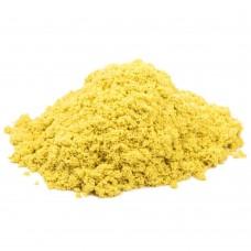 Космический песок желтый (арт. КПЖ) вес 0.5, 1, 2, 3 кг