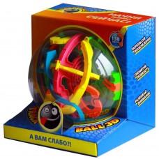 Шар-лабиринт Track Ball 3D 19 см 138 ходов (арт. ТБ19)