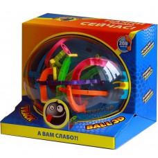 Шар-лабиринт Track Ball 3D 22 см 208 ходов (арт. ТБ22)