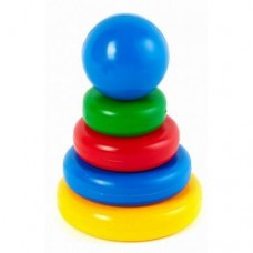Пирамидка Классика Большой шар 4 1109