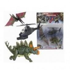 Игровой набор с динозаврами AD2064