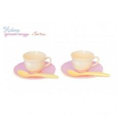Набор посуды Чайный набор TWO TEA 09134