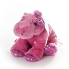 AURORA Игрушка мягкая Бегемот розовый 30 см 30-604
