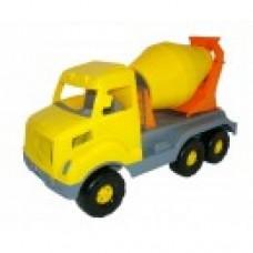 Автомобиль бетоновоз Богатырь 37350