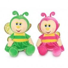 Мягкая игрушка Бабочка малая музыкальная 8595