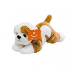 AURORA Игрушка мягкая Бульдог щенок 22 см 61-857