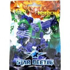 Конструктор STAR Beetle Moloh 12 элементов 60335