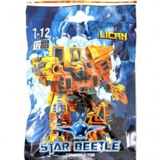 Конструктор STAR Beetle Lican 12 элементов 60336