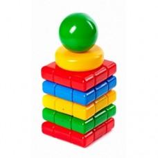 Пирамидка Башенка 1123