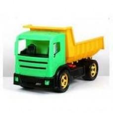 Машина Грузовик желтый 2053