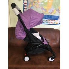 Коляска BabyTime фиолетовая