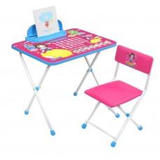 Комплект детской мебели «Белоснежка» (арт. Д1БК-М)