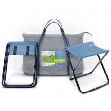 Набор из двух походных стульев в сумке (арт. НПС)