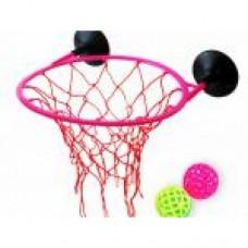 Баскетбол мини кольцо и 4 мяча